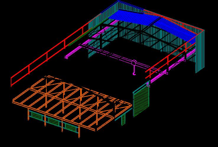 Bâtiment agricole sur mesure