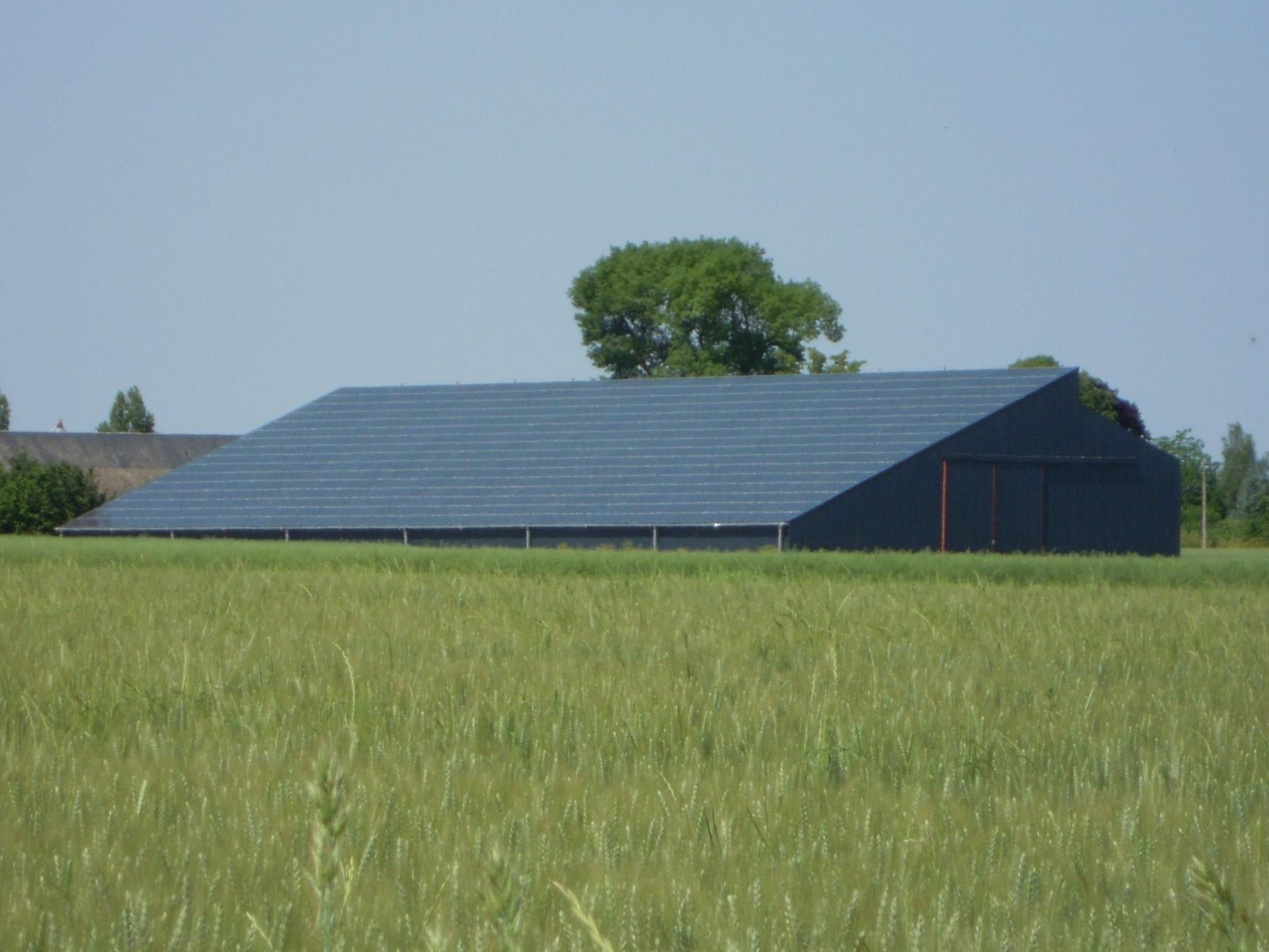 bâtiment de stockage avec toiture photovoltaïque (37)